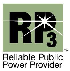 RP3. Reliable Public Power Provider.
